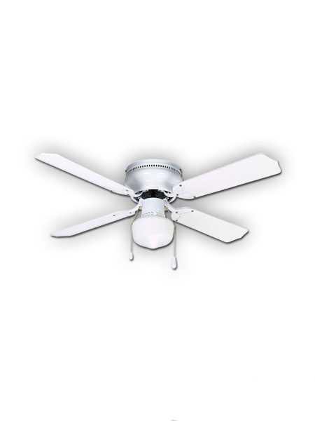 Canarm Neptune Series 42 U0026quot  Ceiling Fan White Cf15542411s