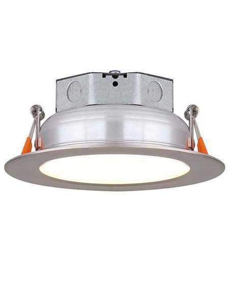 Low Profile Led Recessed Lighting Inspiration Canarm Low Profile 60W LED Recessed Light Brushed Nickel LEDSR60PBN