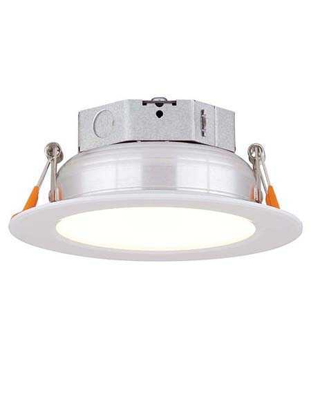 Canarm Low Profile Led Recessed Light 10w White Led Sr4p