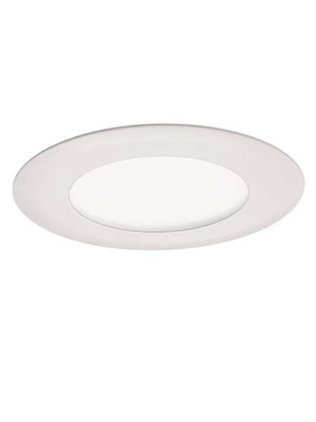 Profilux LED Recessed Light Matte White IC Remodel PROF40 1130