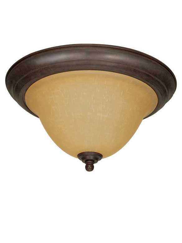 Nuvo lighting castillo 60 1026 2 light sonoma bronze ceiling flush zoom aloadofball Choice Image