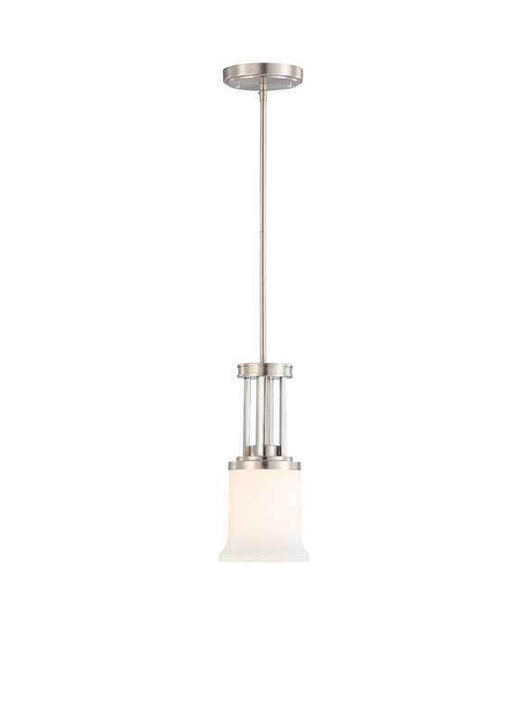 Nuvo Lighting Harmony 60 4108 1 Light Brushed Nickel Mini Pendant
