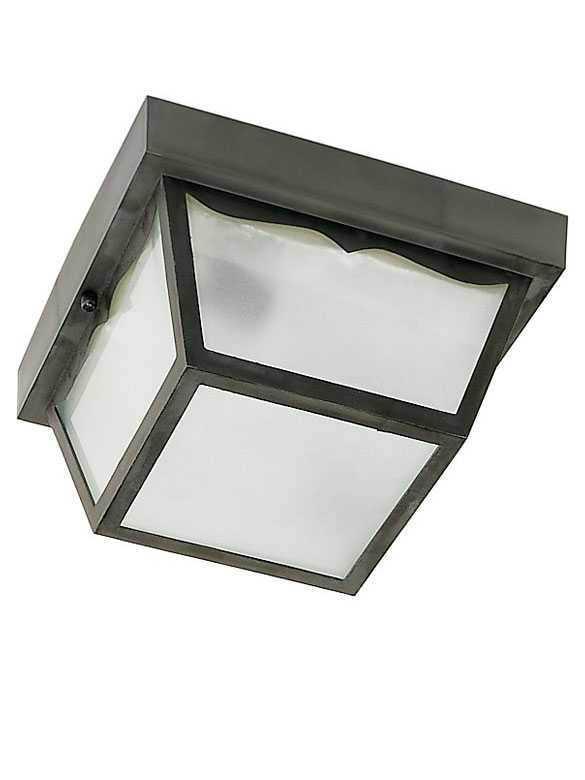 nuvo lighting 77 891 2 light black outdoor ceiling bestledz com