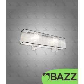 Bazz Glam Series Pendant Fixture 2 Lights Model 3 LU3124DW