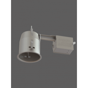 Evolution LED 4 in IC Air Tight Remodel Housing for PAR16 LED and PAR20 LED Lamp CA2000-LED by Contrast Lighting