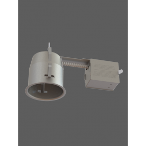 Evolution LED 4 in IC Air Tight Remodel Housing with Electronic Transformer for MR16 LED Lamp IT2000E-LED by Contrast Lighting