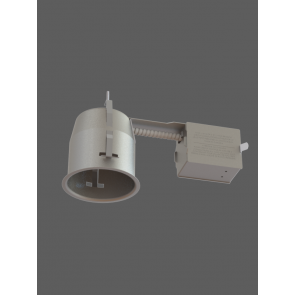 Evolution LED 4 in IC Air Tight Remodel Housing for GU10 LED Lamp IT2000T-LED by Contrast Lighting