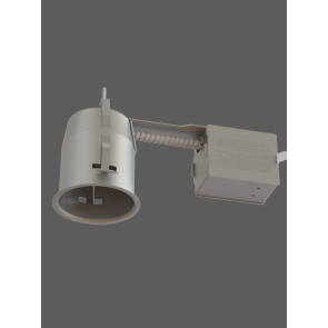 Evolution LED 3.5 in IC Air Tight Remodel Housing with Electronic Transformer for MR16 LED Lamp IT3000E-LED by Contrast Lighting