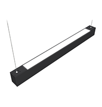 Suspended linear lights