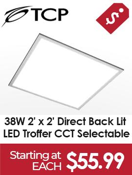 TCP Troffer