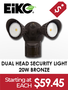 Eiko Security Lights