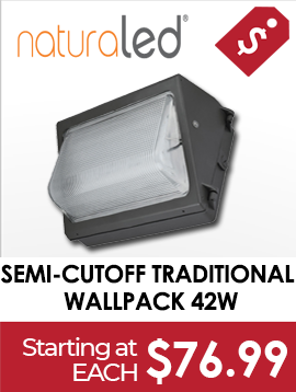 Naturaled Wallpack